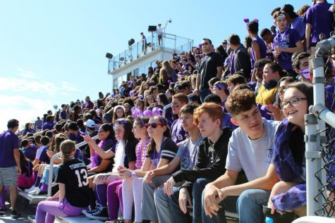 Monroe-Woodbury High School Tentatively Plans for a Pep Rally
