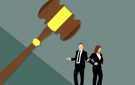 Mock trial is for students interested in public speaking or legal careers