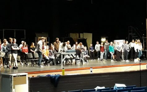 M-W students to perform Addams Family Musical in March