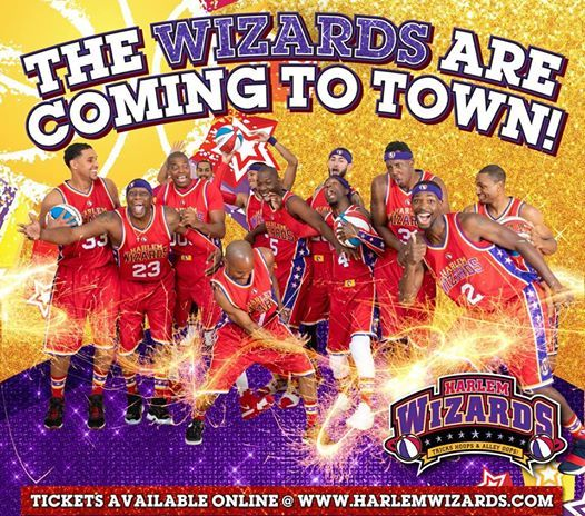 Harlem Wizards game raises funds for the community