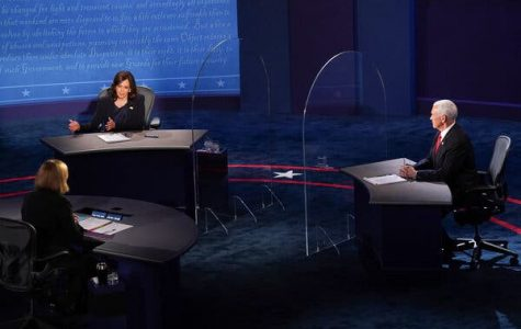 Vice-presidential candidates face off in first debate, students react
