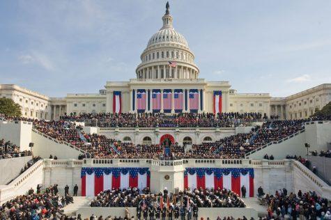 President Biden sworn in on January 20