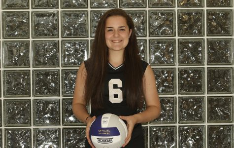 Jessica Ader is the athlete of the week for October 8