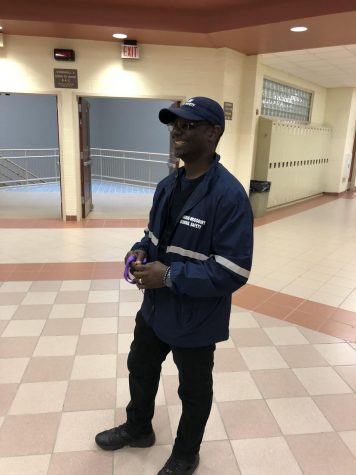 Staff Profile: Monroe-Woodbury welcomes new security guard Chris Weir