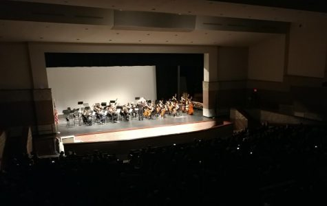 Student musicians perform in annual Prism Concert