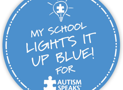 MWHS goes blue for Autism Awareness
