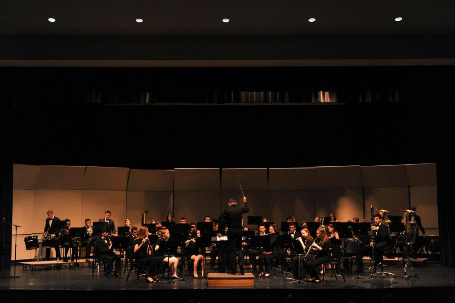 Extracurricular activities, like wind ensemble, can be challenging for students, but participation is rewarding for many.