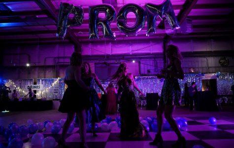 Seniors look forward to attending prom, finishing high school