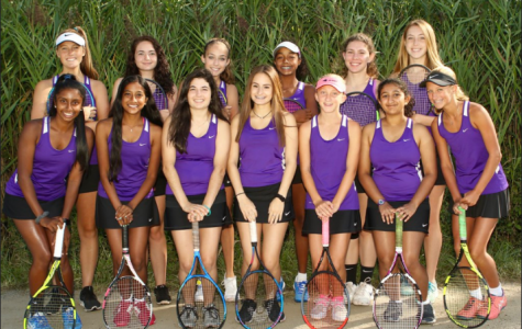 Tennis team continues winning streak