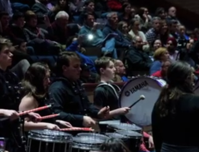 Students Perform in Annual Prism Concert